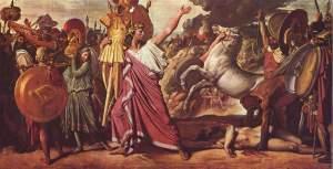 Romolo e legione